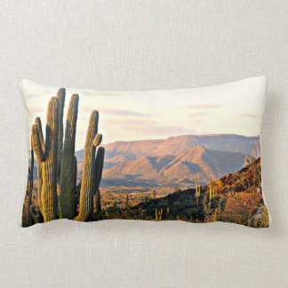 Almofada Lombar Travesseiro do por do sol da paisagem da angra da