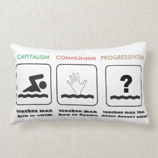 Almofada Lombar Travesseiro do Progressivism do comunismo do