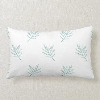 Almofada Lombar Travesseiro em folha de palmeira da madeira