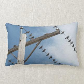 Almofada Lombar Travesseiro em linha