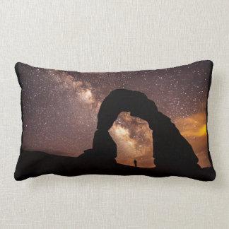 Almofada Lombar Travesseiro estrelado do céu, stargazing, Via