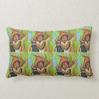 Almofada Lombar Travesseiro feito sob encomenda da coleção do