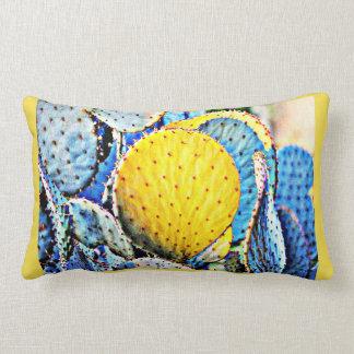 Almofada Lombar Travesseiro feito sob encomenda roxo do cacto de