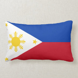 Almofada Lombar Travesseiro filipino da bandeira