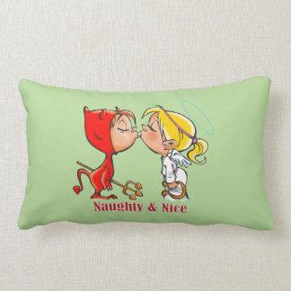 Almofada Lombar Travesseiro impertinente & agradável