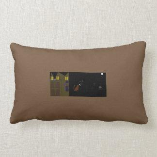 Almofada Lombar travesseiro legal do Dia das Bruxas