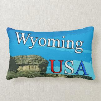 """Almofada Lombar Travesseiro lombar 13"""" do poliéster de Wyoming EUA"""