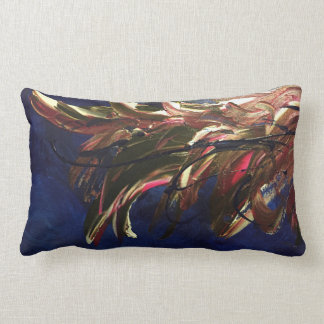 Almofada Lombar Travesseiro lombar abstrato