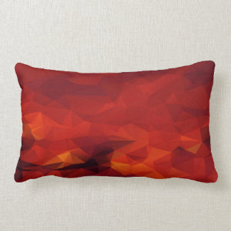 Almofada Lombar Travesseiro lombar abstrato do fogo