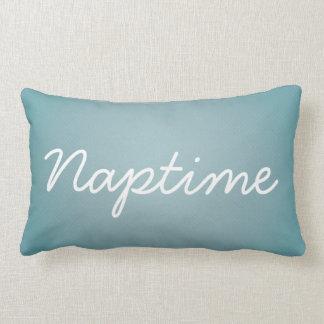 Almofada Lombar Travesseiro lombar azul de Naptime