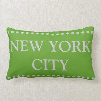 Almofada Lombar Travesseiro lombar da Nova Iorque