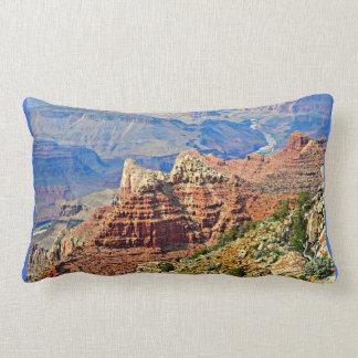 Almofada Lombar Travesseiro lombar da paisagem do Grand Canyon