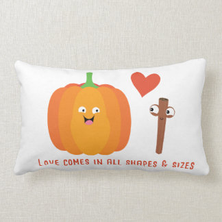 Almofada Lombar Travesseiro lombar da queda bonito do amor da