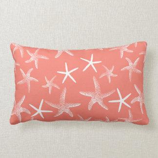 Almofada Lombar Travesseiro lombar decorativo da estrela do mar do