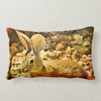 Almofada Lombar Travesseiro lombar do acento do coelho do verão
