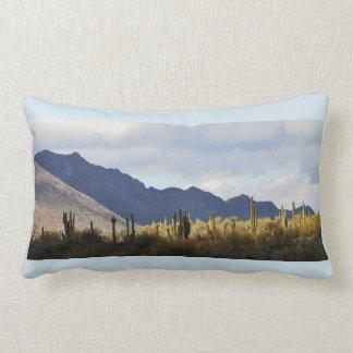 Almofada Lombar Travesseiro lombar do algodão da paisagem do