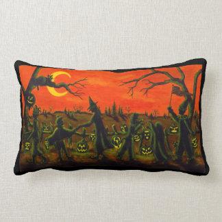 Almofada Lombar Travesseiro lombar do Dia das Bruxas, doçura ou