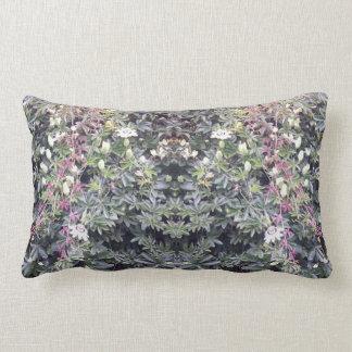 Almofada Lombar Travesseiro lombar do espelho da foto da flor do
