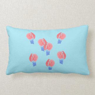 Almofada Lombar Travesseiro lombar do lance do algodão dos balões