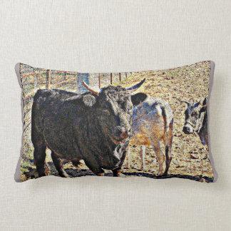 Almofada Lombar Travesseiro lombar dos mini touros de Sonoran
