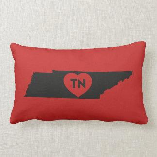 Almofada Lombar Travesseiro lombar eu amo o estado de Tennessee
