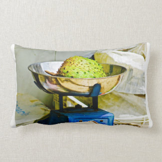 Almofada Lombar Travesseiro lombar - fruta do Soursop - fruta das