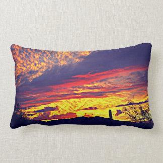 Almofada Lombar Travesseiro lombar intrépido do céu da monção