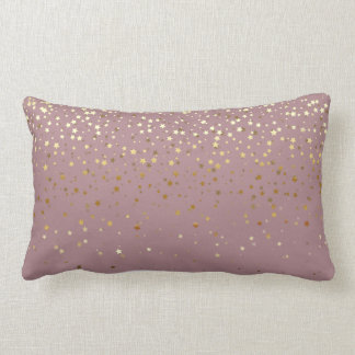 Almofada Lombar Travesseiro-Malva lombar das pequenos estrelas