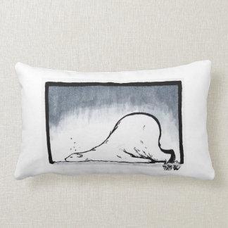 Almofada Lombar Travesseiro preguiçoso do urso polar MEH