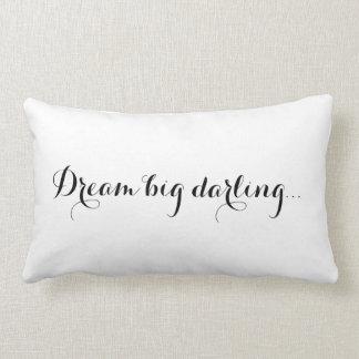Almofada Lombar Travesseiro querido grande ideal