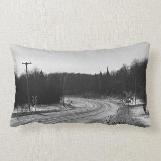 Almofada Lombar Travesseiro rural do acento do cruzamento de