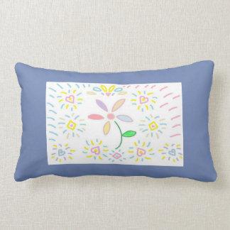 Almofada Lombar Travesseiro simples do design da flor
