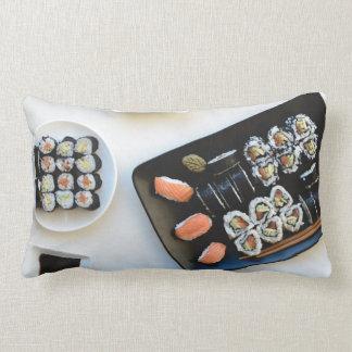 Almofada Lombar Travesseiros decorativos do sushi