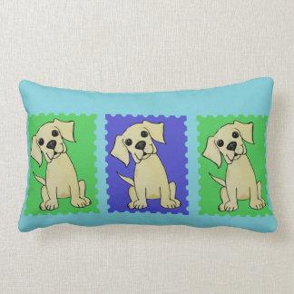 Almofada Lombar Trio do travesseiro bonito colorido dos
