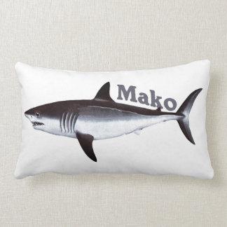 Almofada Lombar Tubarão de Mako do vintage