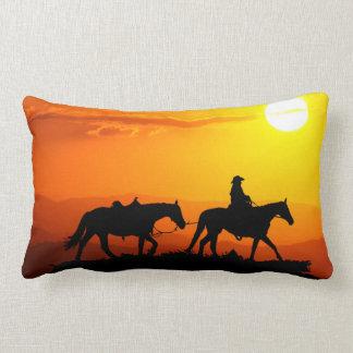 Almofada Lombar Vaqueiro-Vaqueiro-texas-ocidental-país ocidental