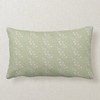 Almofada Lombar Verde prudente, creme, travesseiro lombar
