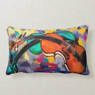 Almofada Lombar Violinos