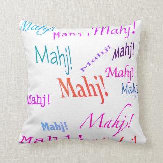 Almofada Mahj! Travesseiro
