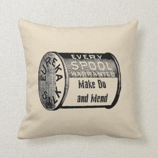 Almofada Make faz e emenda o travesseiro decorativo do
