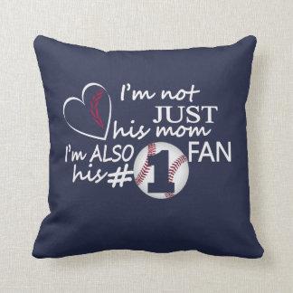 Almofada Mamã do basebol #1