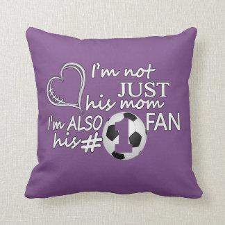 Almofada Mamã do futebol #1