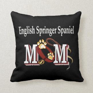 Almofada Mamã do Spaniel de Springer inglês