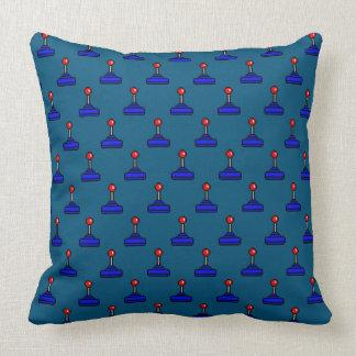 Almofada Manche TP azul de oito bocados