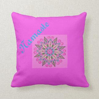 Almofada Mandala bonito de Namaste