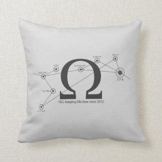 Almofada Mantenha o travesseiro do espaço livre do Efa