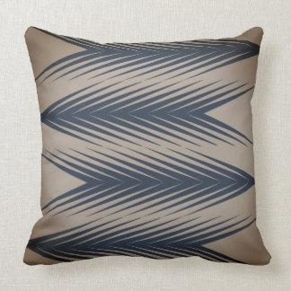 Almofada Marinho e luz - travesseiro decorativo geométrico
