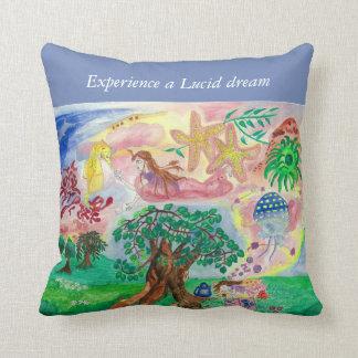 Almofada Medilludesign - sonhos lúcidos - escreva seu sonho