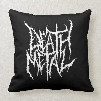 Almofada Metal da morte