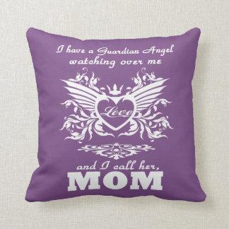 Almofada Meu anjo-da-guarda, minha MAMÃ
